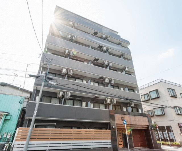 大田区東矢口3丁目 【賃貸居住】マンション
