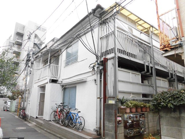 渋谷区恵比寿2丁目 【賃貸居住】アパート