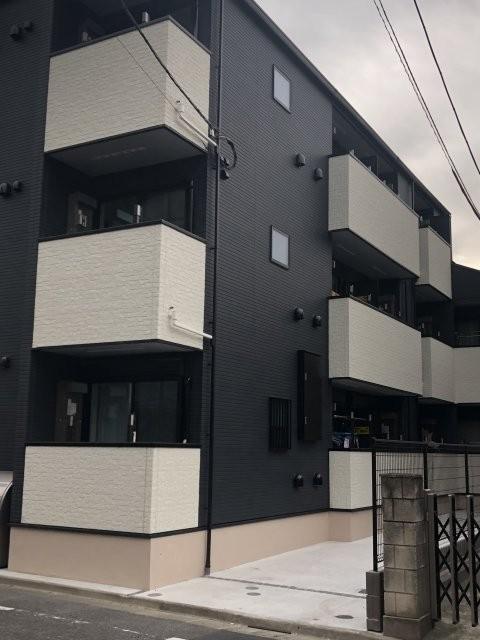 大田区東蒲田2丁目 【賃貸居住】アパート