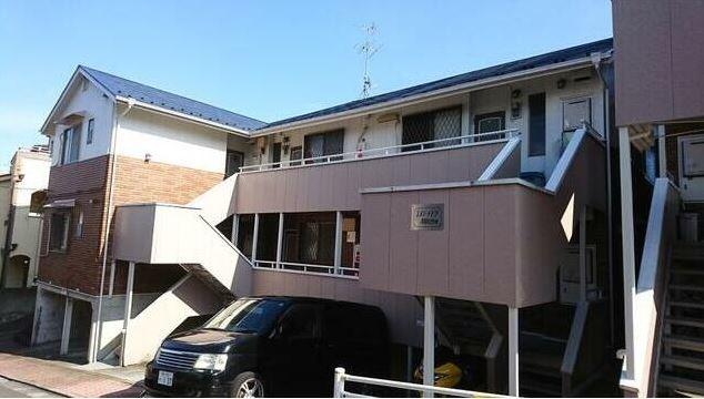 大田区東雪谷4丁目 【賃貸居住】アパート