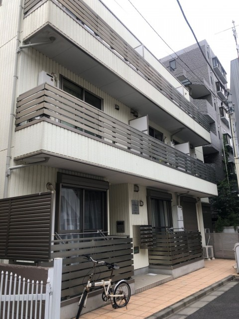 世田谷区三宿1丁目 【賃貸居住】アパート