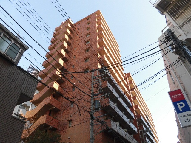 大田区大森西3丁目 【賃貸居住】マンション