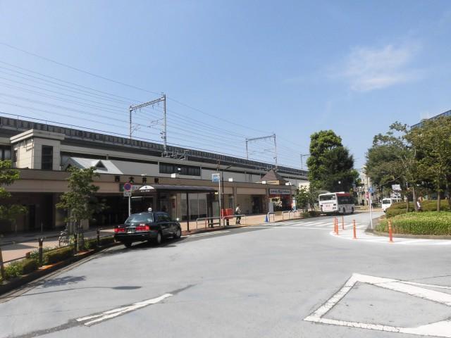 西大井駅(周辺)