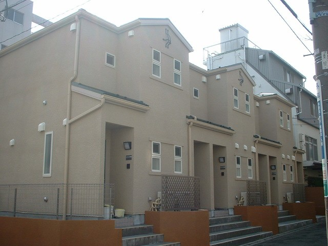 目黒区碑文谷5丁目 【賃貸居住】アパート