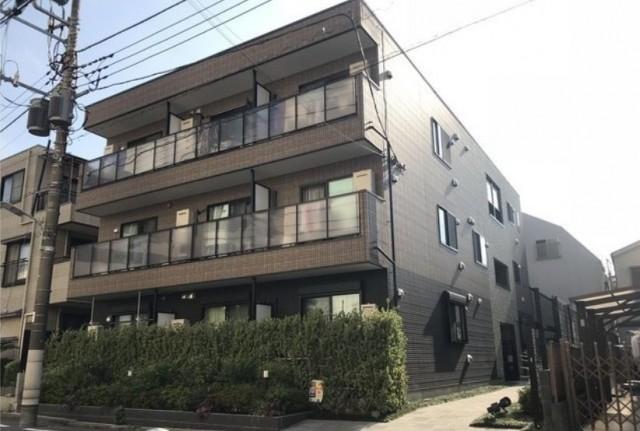 大田区中馬込3丁目 【賃貸居住】マンション