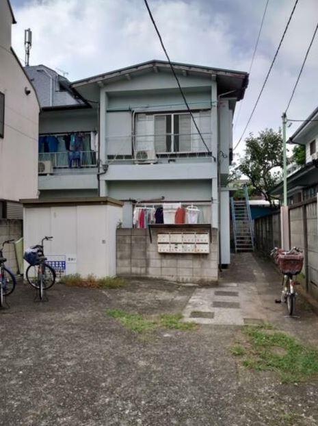 大田区西嶺町 【賃貸居住】アパート