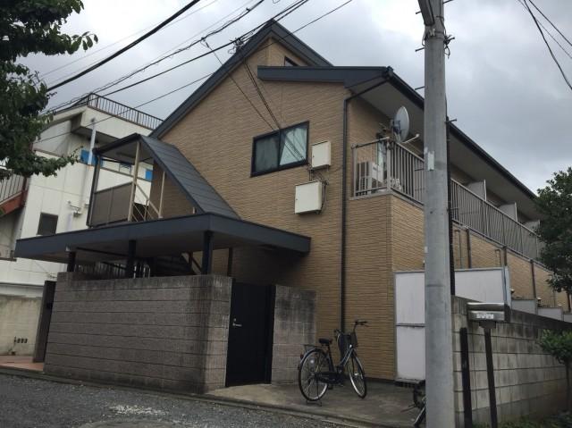 大田区鵜の木1丁目 【賃貸居住】アパート