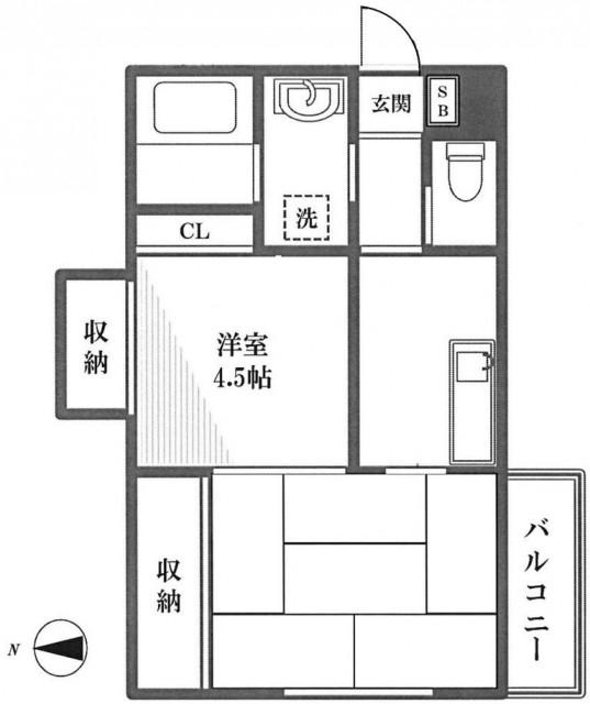 大田区西蒲田1丁目 【賃貸居住】マンション