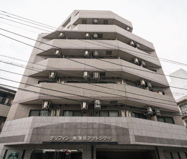大田区南蒲田1丁目 【賃貸居住】マンション