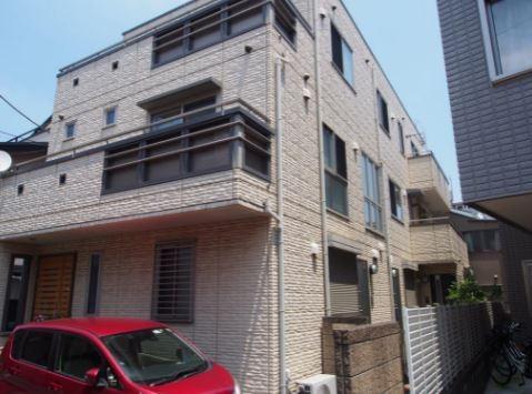 大田区大森北6丁目 【賃貸居住】アパート