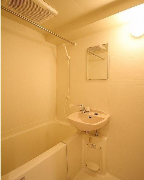 ※別部屋の写真を使用しています。(風呂)