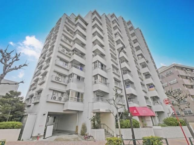 大田区北馬込1丁目 【賃貸居住】マンション