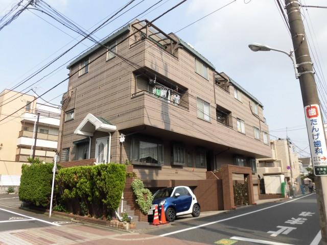 大田区南雪谷4丁目 【賃貸居住】マンション