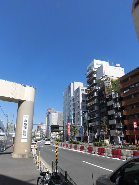 京急蒲田駅(周辺)