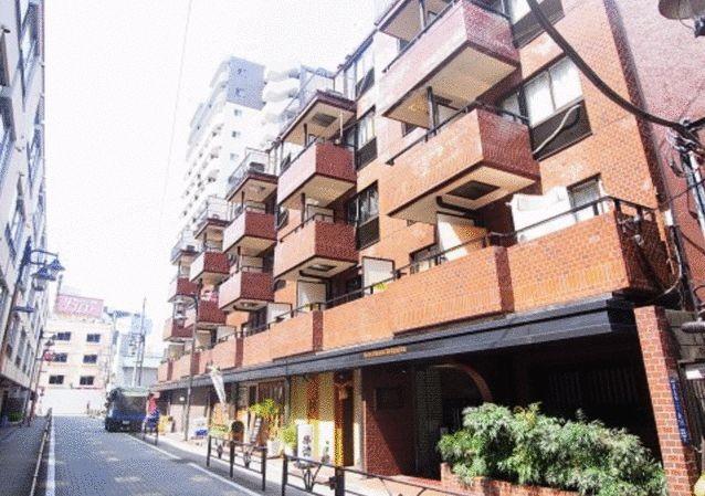 渋谷区道玄坂2丁目 【賃貸居住】マンション