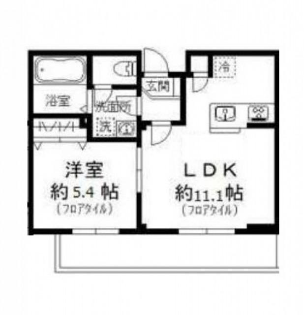 世田谷区上用賀3丁目 【賃貸居住】マンション