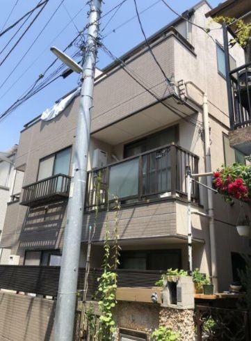 品川区中延5丁目 【賃貸居住】マンション