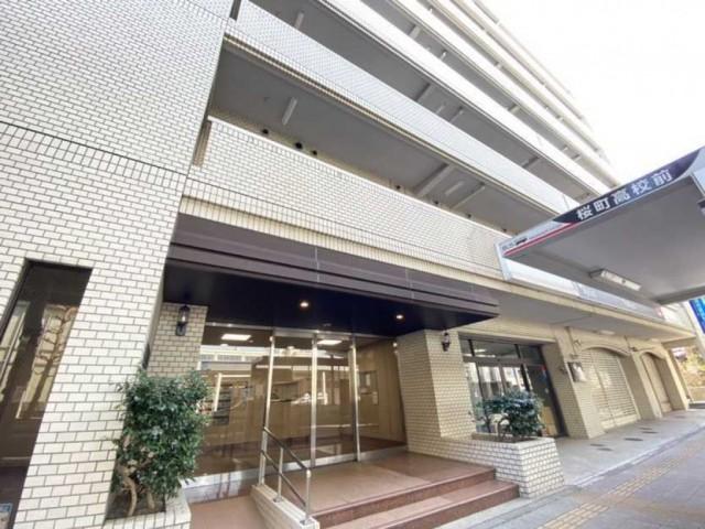 世田谷区用賀1丁目 【賃貸居住】マンション