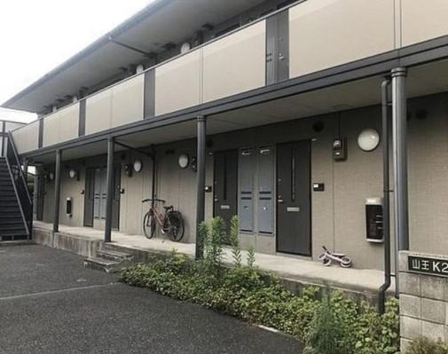大田区山王2丁目 【賃貸居住】アパート