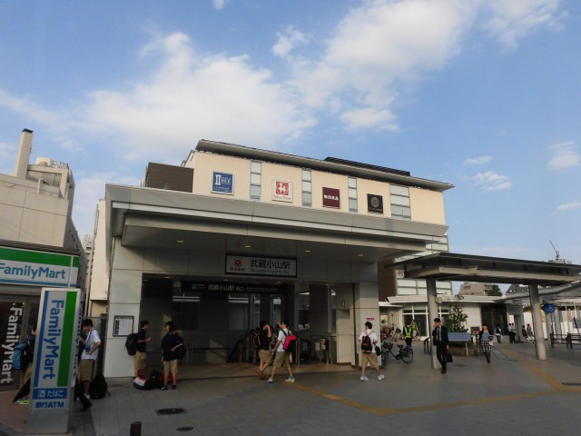 武蔵小山駅(周辺)