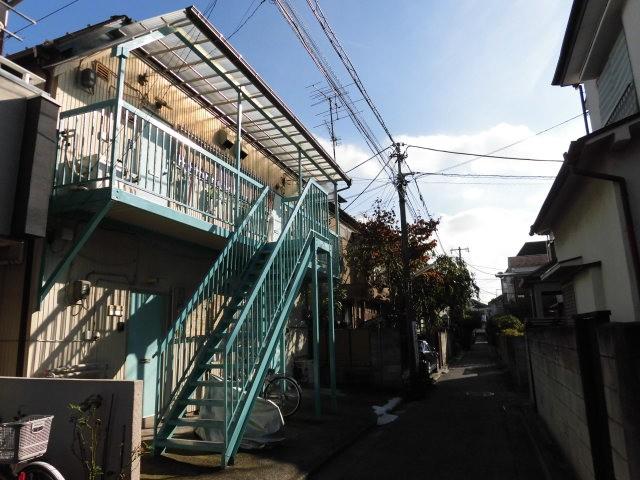 大田区西六郷1丁目 【賃貸居住】アパート