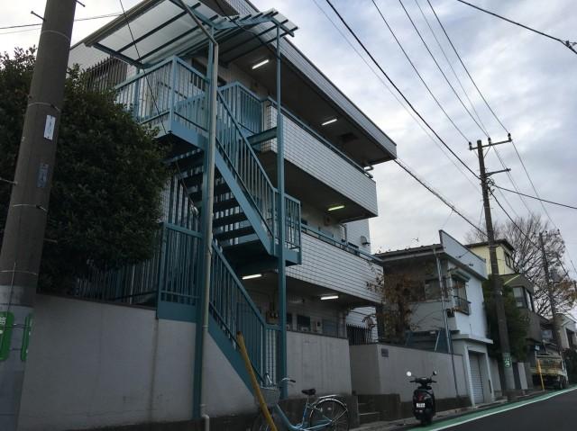 世田谷区深沢6丁目 【賃貸居住】マンション