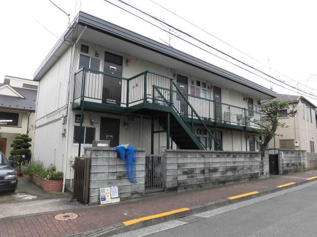 大田区田園調布1丁目 【賃貸居住】アパート