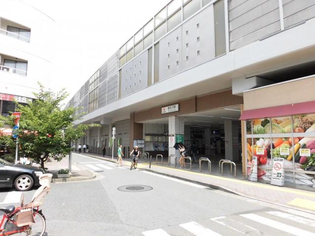 新丸子駅(周辺)