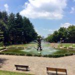 三軒茶屋を代表する緑と水のオアシス「世田谷公園」
